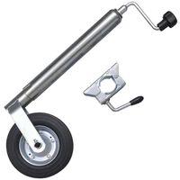 Oporné koleso s jednou skrutkou, 48 mm