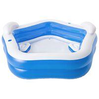 Bestway Family Fun Rodinný bazén 213x206x69 cm