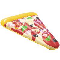 Bestway Nafukovacie ležadlo Pizza Party 188x130 cm