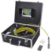 Potrubná inšpekčná kamera 30 cm s ovládacou skrinkou DVR