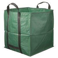 Nature Záhradné odpadové vrece štvorcové zelené 252 l 6072405
