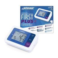NOVAMA FIRST Ramenný tlakomer s indikátorom IHB