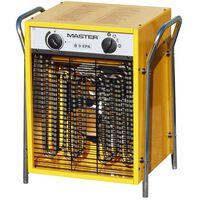 Elektrický teplovzdušný ventilátor 800 m³/h Master B9EPB