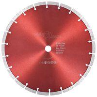 vidaXL Diamantový rezací kotúč oceľový 300 mm