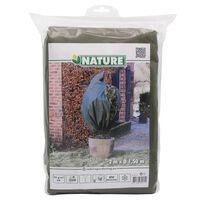 Nature Zimný flísový kryt 70 g/m², zelený 1,5x2 m