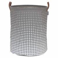 Sealskin Kôš na prádlo Speckles sivý 60 l 361892012