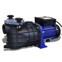 Bazénové čerpadlo elektrické 500 W modré
