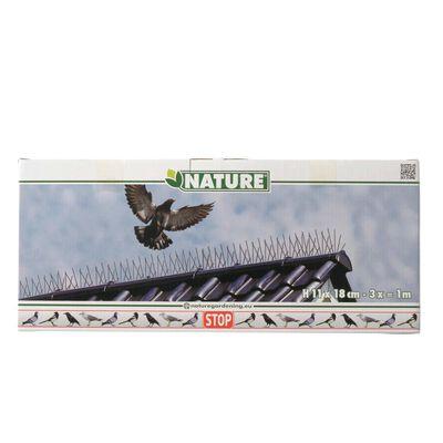 Nature Hroty proti vtákom, 3 ks, 32x11x18 cm, 6060160