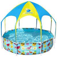 Bestway Steel Pro UV Careful Nadzemný bazén pre deti 244x51 cm