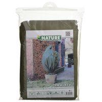 Nature Zimný flísový kryt 70 g/m², zelený 2x2,5 m