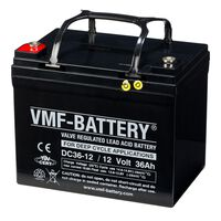 VMF Batéria s dlhým cyklom AGM 12 V 36 Ah DC36-12