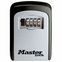 Master Lock 5041EURD Nástenný trezor na kľúče