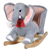 vidaXL Hojdacie zvieratko, sloník