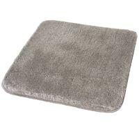 Kleine Wolke Kúpeľňový koberec Relax 55x65cm sivý