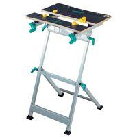 wolfcraft Pracovný stôl so zverákom Master 600 6182000