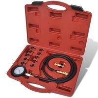 Sada nástrojov pre tlakové skúšky motora