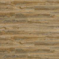 WallArt Lišty s dreveným vintage vzhľadom vzhľad dubu hnedé