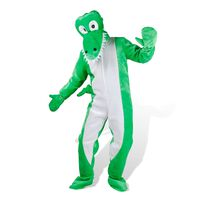 Kostým krokodíla M-L