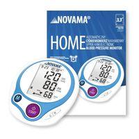 NOVAMA HOME Ramenný tlakomer s indikátorom IHB a  ESH