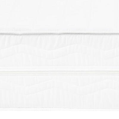 vidaXL Matrac 140x200 cm, pamäťová pena Visco 18 cm