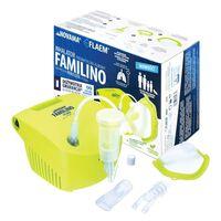 NOVAMA FAMILINO by FLAEM  pneumatický piestový inhalátor s nebulizér