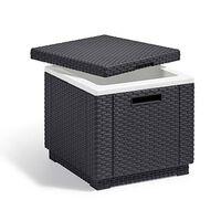 Allibert Chladiaci box, grafitová sivá 213828