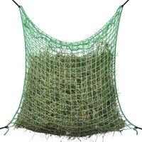 vidaXL Štvorcová sieť na uloženie sena, 0.9x2 m, PP