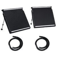 vidaXL Dvojitý bazénový solárny ohrievací panel 150x75 cm