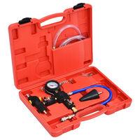 vidaXL Univerzálny vákuový nástroj na plnenie a prepláchnutie chladičov