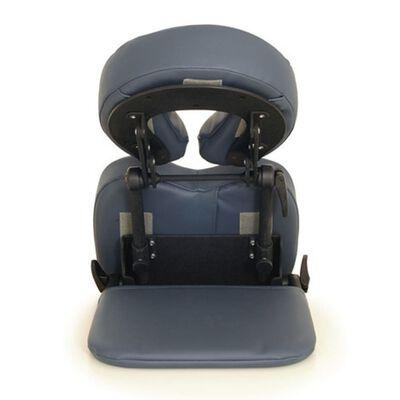 Sissel Masážna opierka hlavy Desktop Mobil modrá SIS-301.000