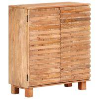 vidaXL Komoda z mangovníkového dreva 65x30x75 cm