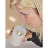 HI LED Votite sviečky 4 ks
