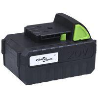 vidaXL Akumulátor 20 V 4 000 mAh Li-ion
