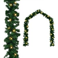 Vianočná girlanda s LED svetielkami 20 m