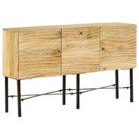 vidaXL Komoda z mangovníkového dreva 118x30x70 cm