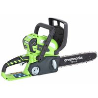 Greenworks Reťazová píla bez 40 V batérie G40CS30 30 cm 20117