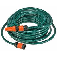 HI Záhradná hadica 20 m zelená