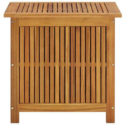 vidaXL Záhradný úložný box 60x50x106 cm, akáciový masív