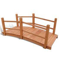 Záhradný mostík, 140 x 60 x 56 cm