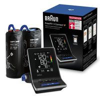 BRAUN EXACTFIT™ 5 CONNECT BUA6350, Ramenný tlakomer s funkciou Bluet