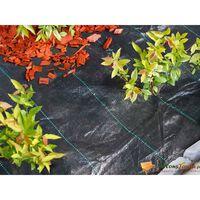 Nature Textília proti burine 1x50 m, čierna