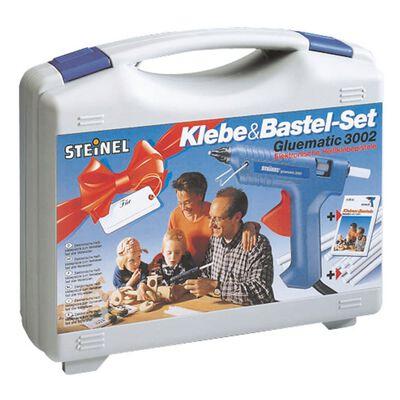 Aplikátor tavného lepidla Steinel Gluematic 3002 s kufríkom