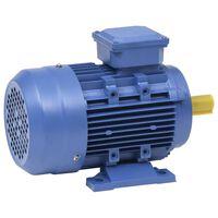 vidaXL 3-fázový elektromotor, hliník 3 kW/4HP, 2-pólový 2840 ot./min