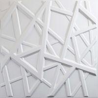 WallArt Nástenné 3D panely Olivia 12 ks GA-WA26