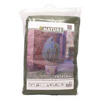 Nature Zimný ochranný návlek na rastliny, zelený, 2,5x3 m, 6030137
