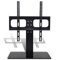 TV držiak so základňou, VESA rozmery 400 x 400 mm