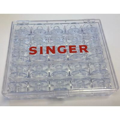 Singer Úložné puzdro s 25 cievkami