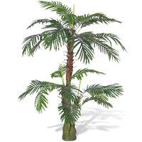 Umelá palma Cykas v črepníku, 150 cm