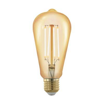 EGLO Stmievateľná LED žiarovka Golden Age 4 W 6,4 cm 11696
