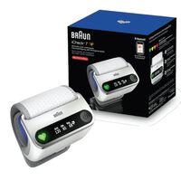 BRAUN iCHECK 7 BPW4500 zápästný tlakomer s Bluetooth